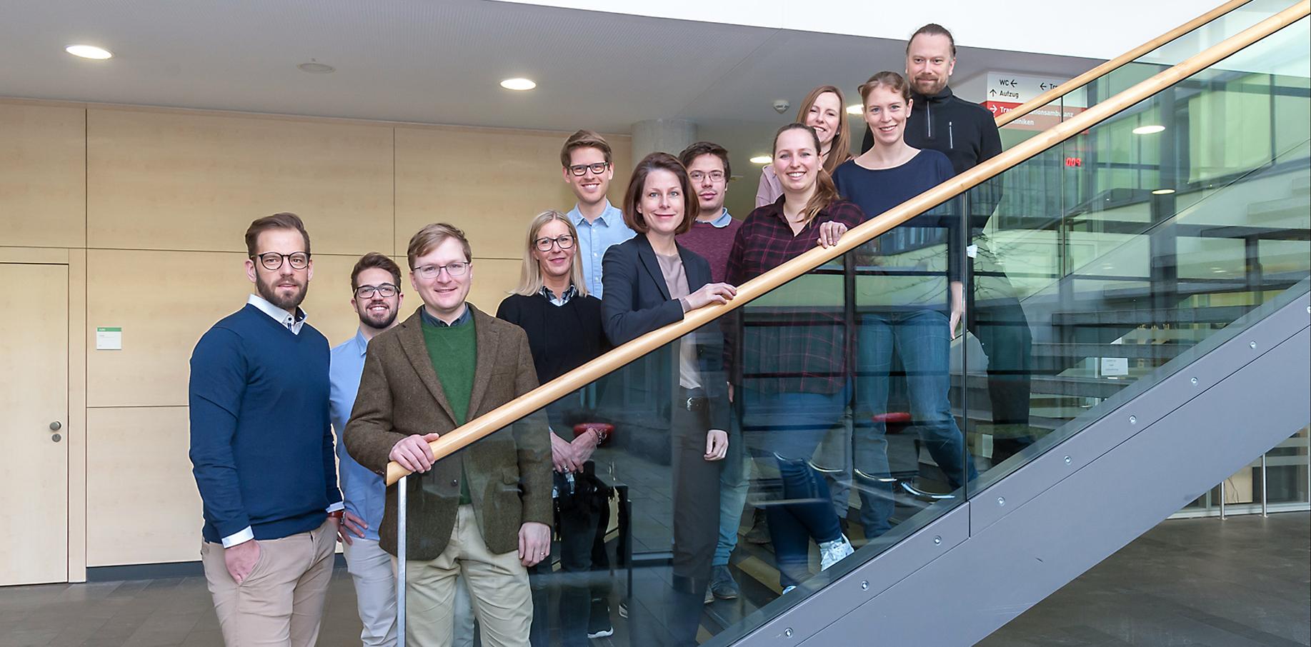Bingel Lab Members